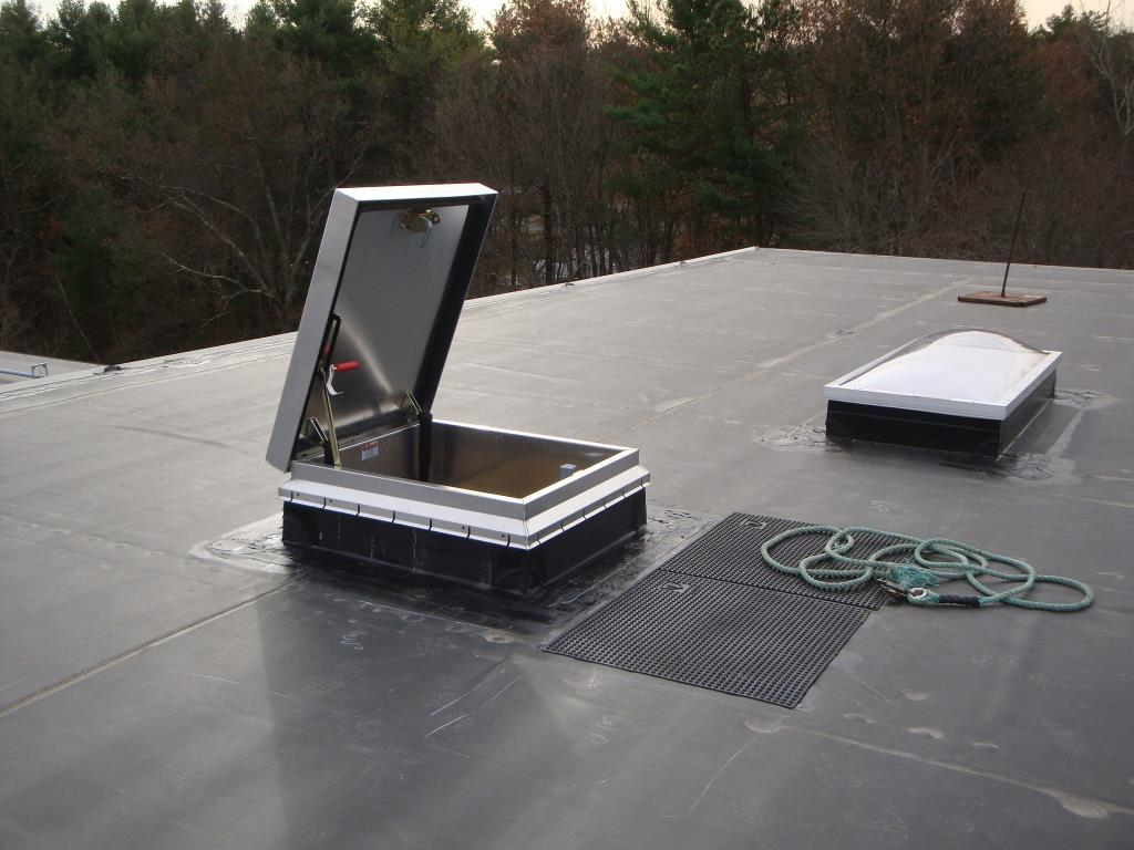 Roof Access Hatch 3