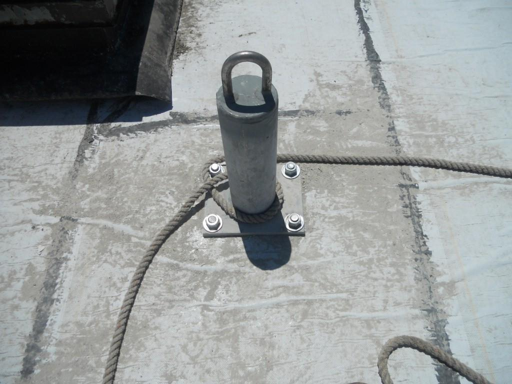 Safety Anchor - Fall Protection